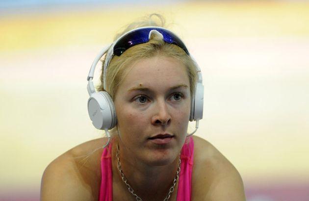 Hannah Barnes, British national track championships 2012