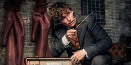 Eddie Redmayne Describes The 'Different World' Of Filming Fantastic Beasts 3 Before And After COVID