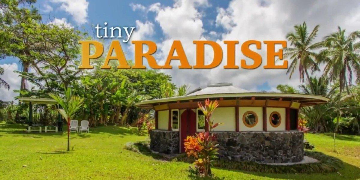 Tiny Paradise logo