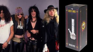 Guns and Roses, Chicago, 19th Devember 1987