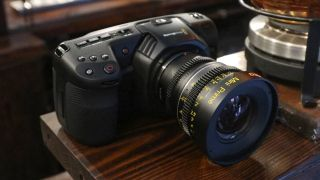Blackmagic Pocket Cinema Camera 4K firmware boosts battery, autofocus