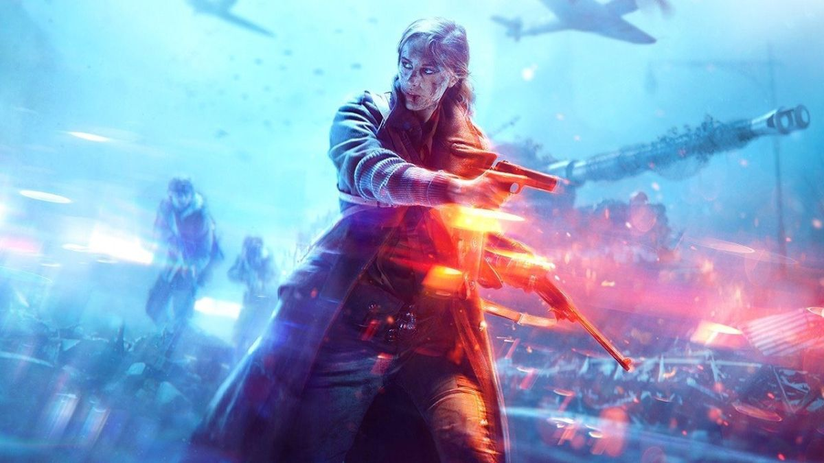 Battlefield 5 design director says playable female characters will put him on 'right side of history'