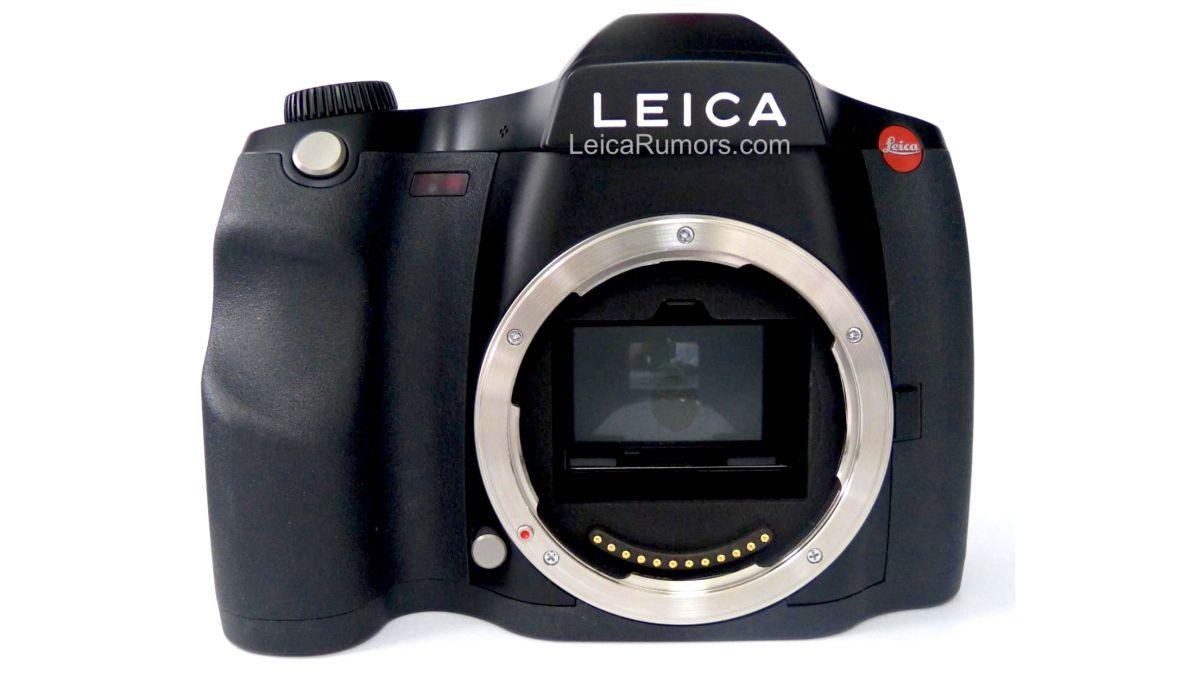 It's aliiiiiiive! The 64MP Leica S3 medium format camera resurfaces