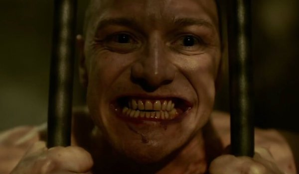 Split Kevin wendell crumb the beast james mcavoy