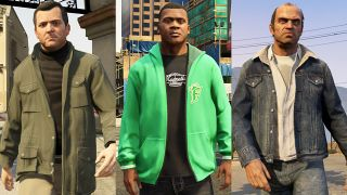 list of all gta characters