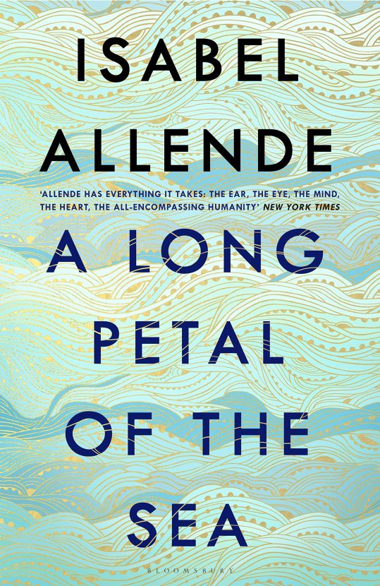 Why Isabel Allende's A Long Petal Of The Sea is already a bestseller