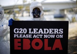 ebola, neglected diseases