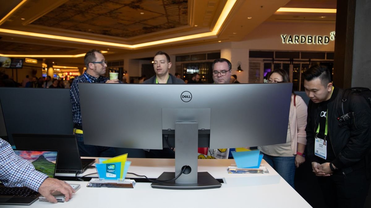 Best monitors of CES 2019: the biggest and sharpest computer screens in Vegas