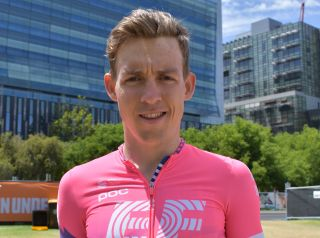 Kristoffer Halvorsen of EF Pro Cycling