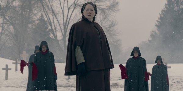 the handmaid's tale season 2 aunt lydia ann dowd hulu