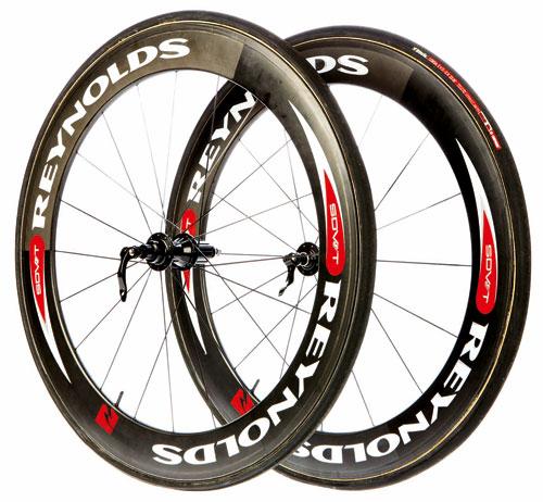 Reynolds SDV66 wheelset