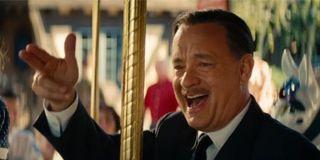 Tom Hanks as Walt Disney in Saving Mr. Banks.