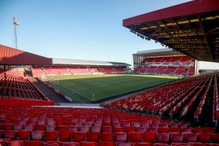 Aberdeen v Celtic – Ladbrokes Scottish Premiership – Pittodrie Stadium