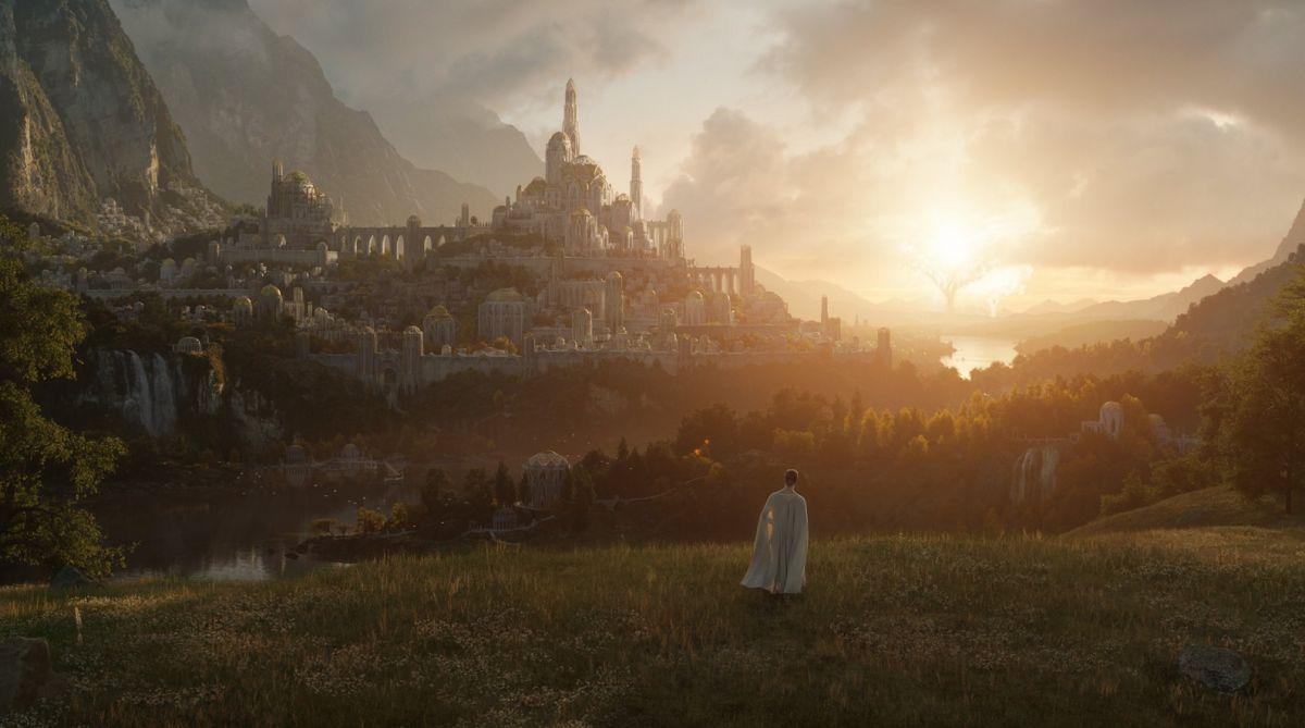Amazons Sagan om ringen-serie har premiärdatum i september 2022