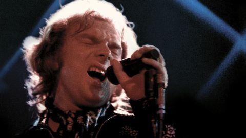 Van Morrison It's Too Late To Stop Now... Volumes II, III, IV album cover