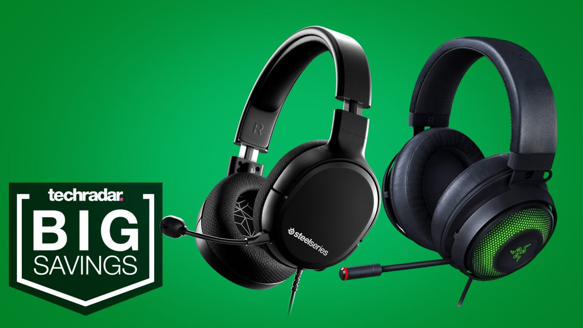 Black Friday gaming headset deals: save on PlayStation, Xbox and PC headsets