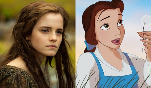 How To Create Belles Hairstyle From Beauty And The Beast : The beauty and beast cast is looking pretty great