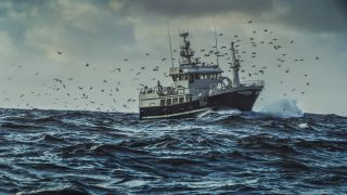 Fishing on the high seas is expensive, and the profits are often small.