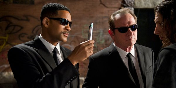Why Tommy Lee Jones And Will Smith Don't Show Up In Men In Black International