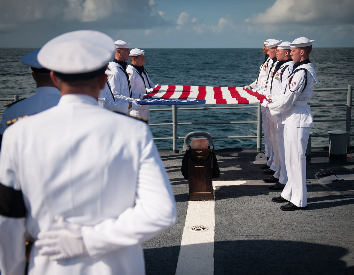 Neil Armstrong Buried at Sea (NASA Photos) | Space