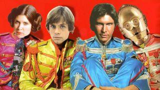 Star Wars versus Sgt. Pepper
