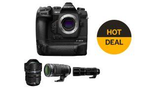Save $1,250 on Olympus OM-D E-M1X & THREE Pro lenses!