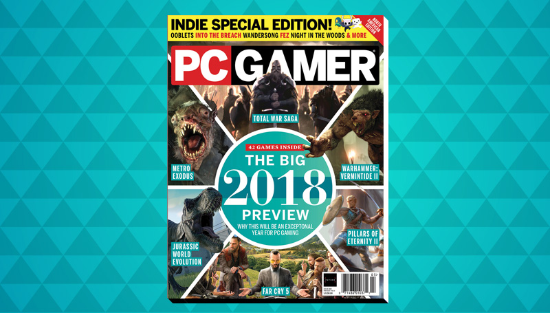 PC Gamer US: The 2018 preview | PC Gamer