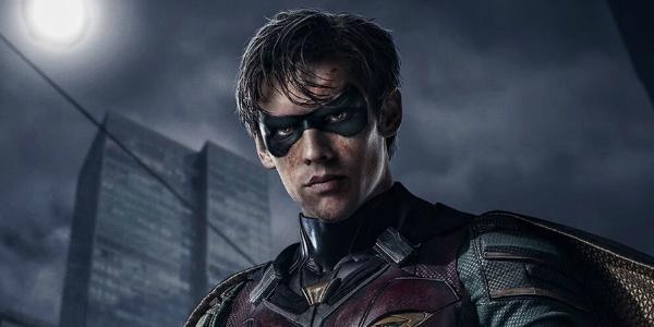 Titans Dick Grayson Robin Brenton Thwaites DC Universe