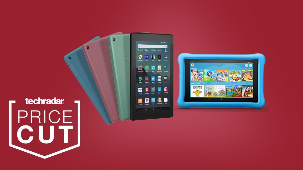 Last-minute tablet deals from Amazon: save on Fire tablets for the whole family