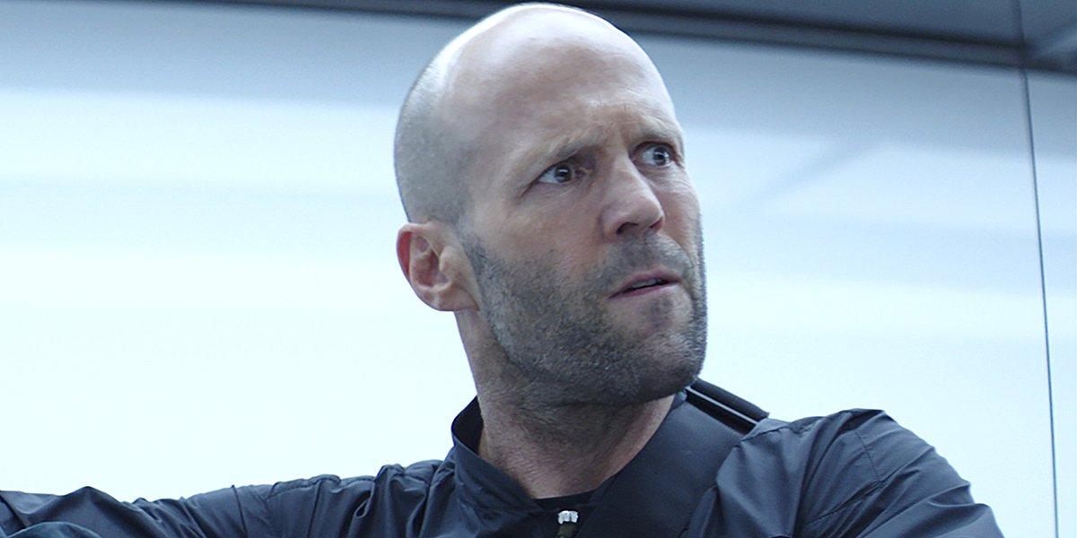 Jason Statham as Deckard Shaw Fast Furious