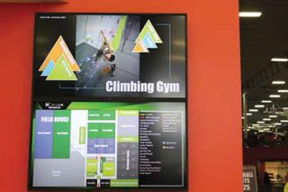 When an Olympic-Bound Team Came to Train, This Facility Turned to Digital Signage