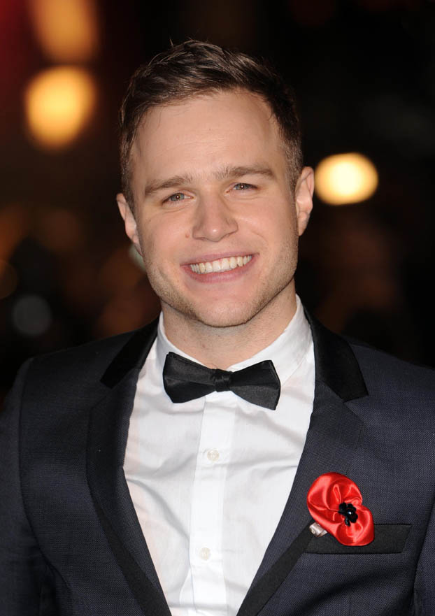 Olly Murs: 'The live audience got me through'