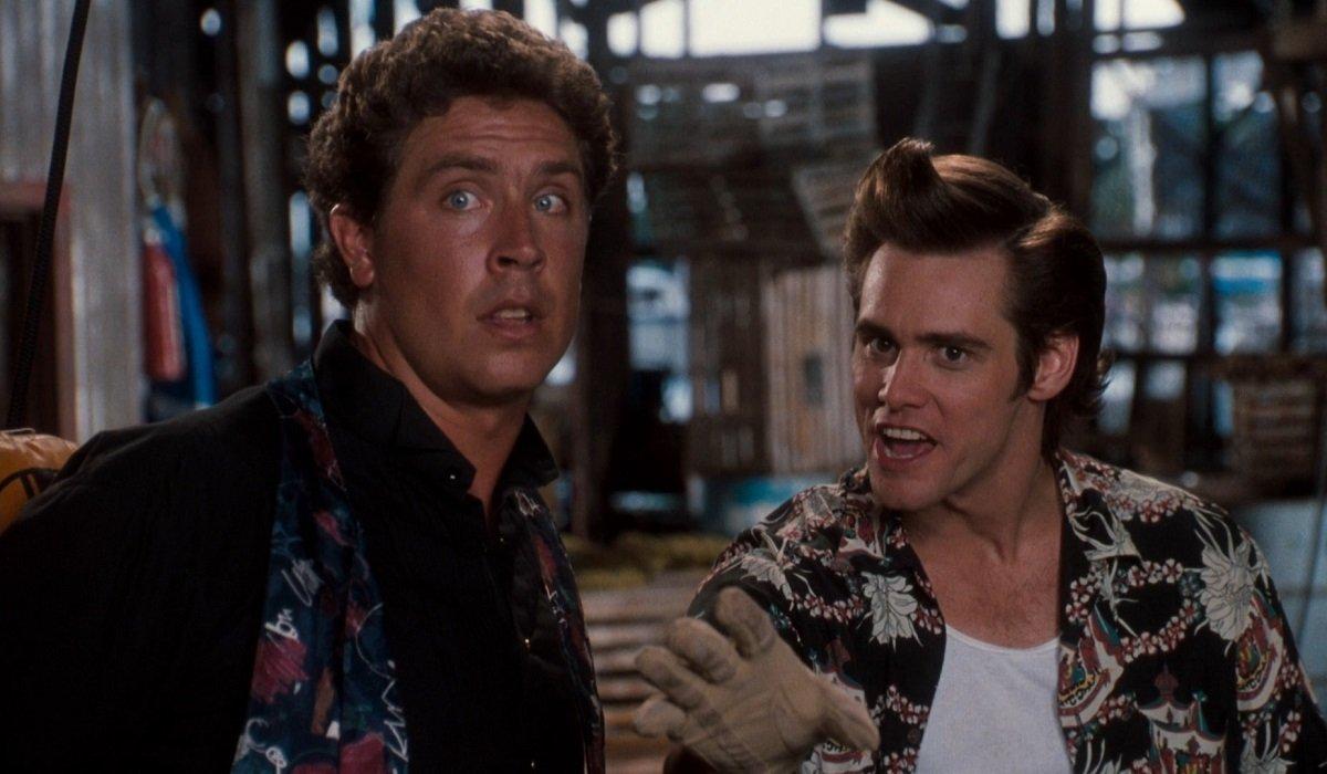 Dan Marino Jim Carrey Ace Ventura Pet Detective