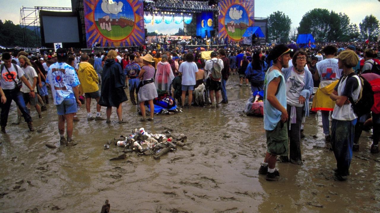 Twenty Years Ago Today: Woodstock 1994   Louder