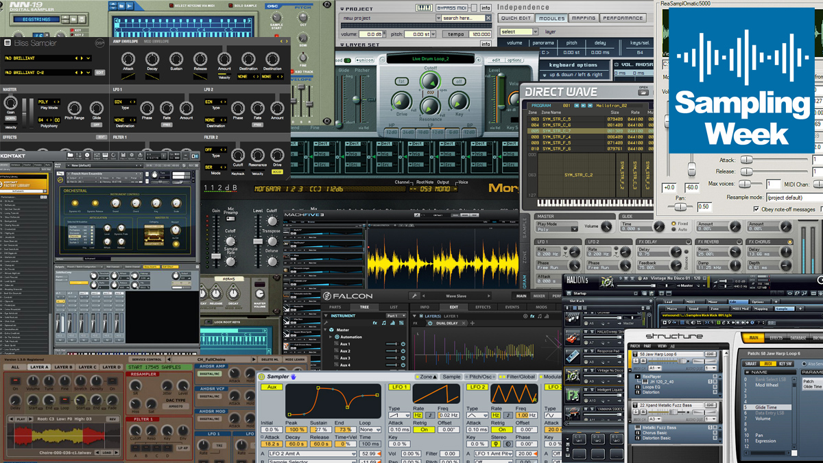 The 16 Best Software Samplers In The World Today Musicradar