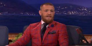 Conor McGregor on Conan