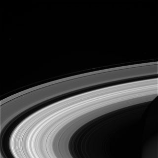 Cassini's Final Photos: Saturn's Rings