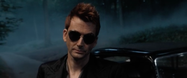 The Story Behind Good Omens And All The Queen References - CINEMABLEND