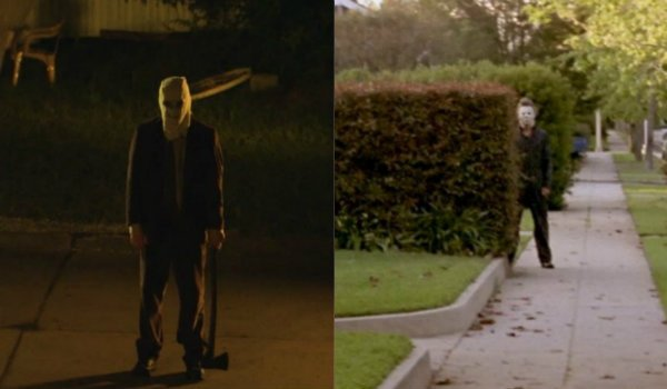 The Strangers Halloween michael myers