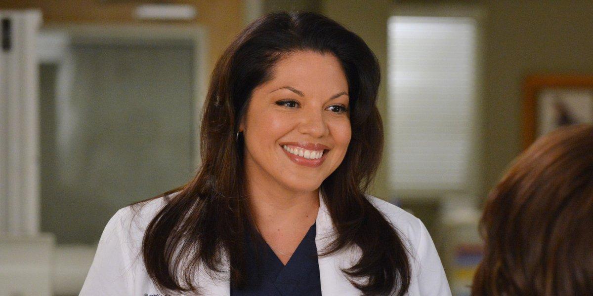 Sara Ramirez on Grey's Anatomy