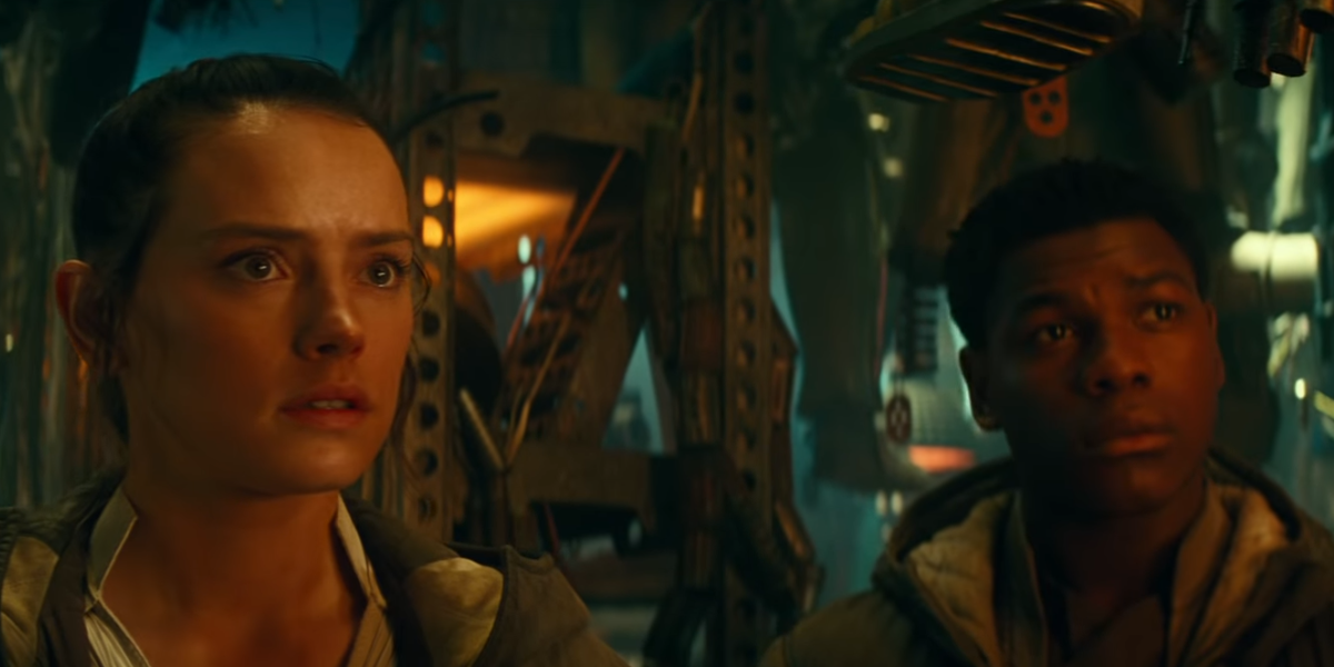 Daisy Ridley Needs Only 3 Words To Describe The Rise Of Skywalker