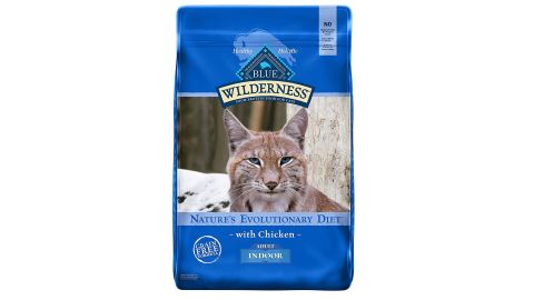 Blue Wilderness High Protein Dry Cat Food