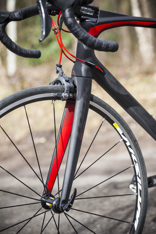 2017 Look 675 LIGHT Ultegra Pro Team Road Bike Carbon Frame//Fork Medium NOS