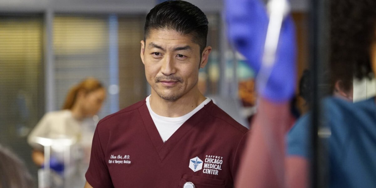 chicago med season 6 ed chief ethan choi nbc