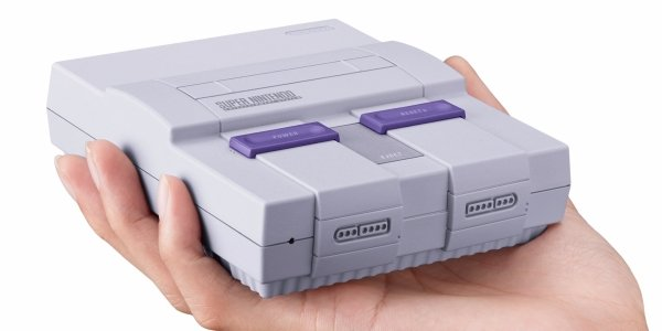 The SNES Classic Has Already Been Hacked - CINEMABLEND