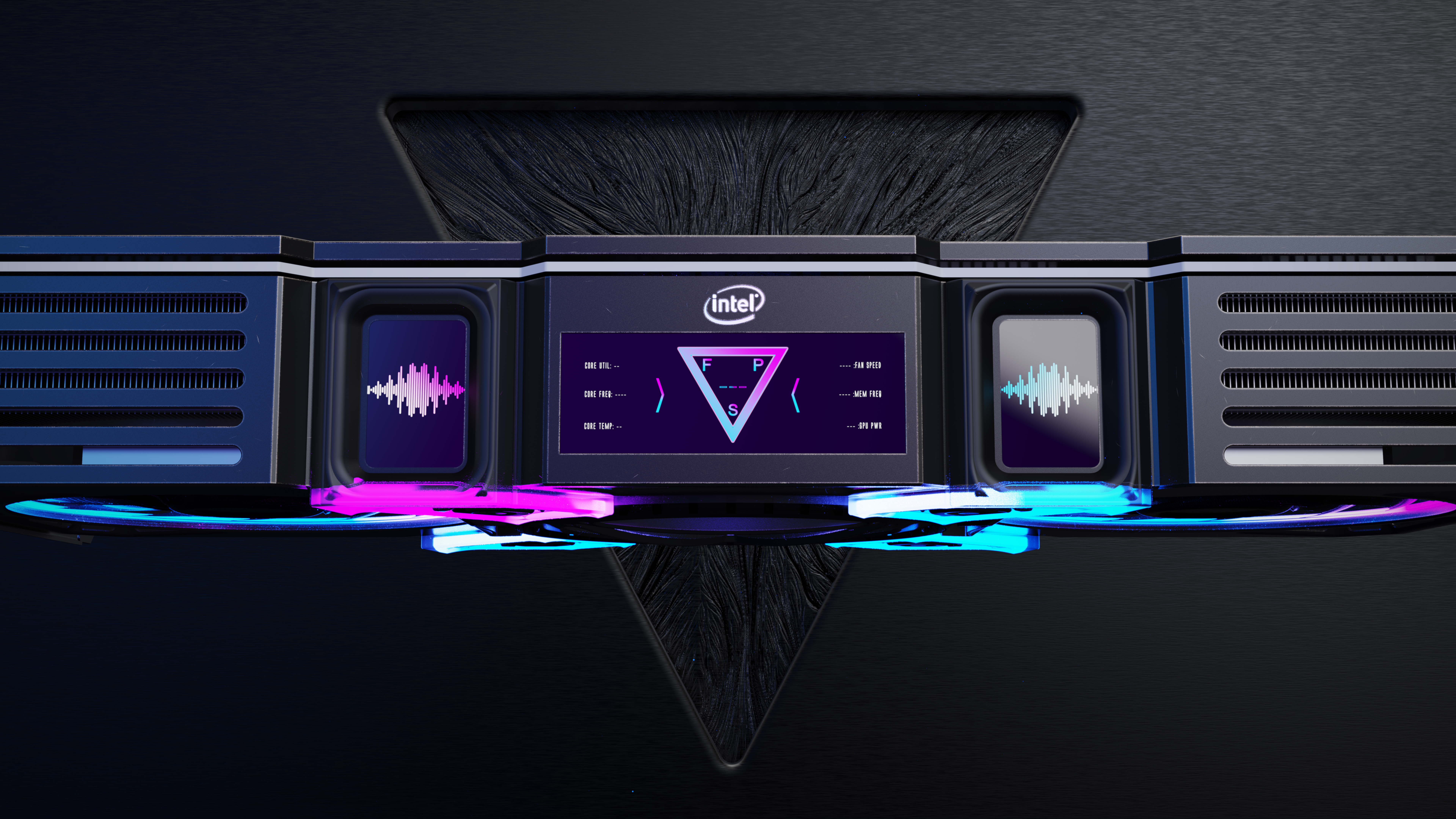 While we're stuck in 2019, Intel is out here envisioning the GPUs of