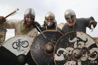 Vikings attack, economics, technology