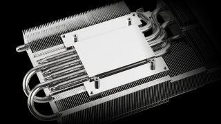 Asus ROG Strix RX 5700 GPU cooling