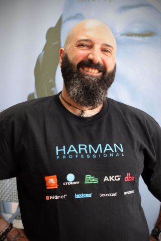 HARMAN Appoints Vincent Perreux as Tour Sound Market Manager for Asia
