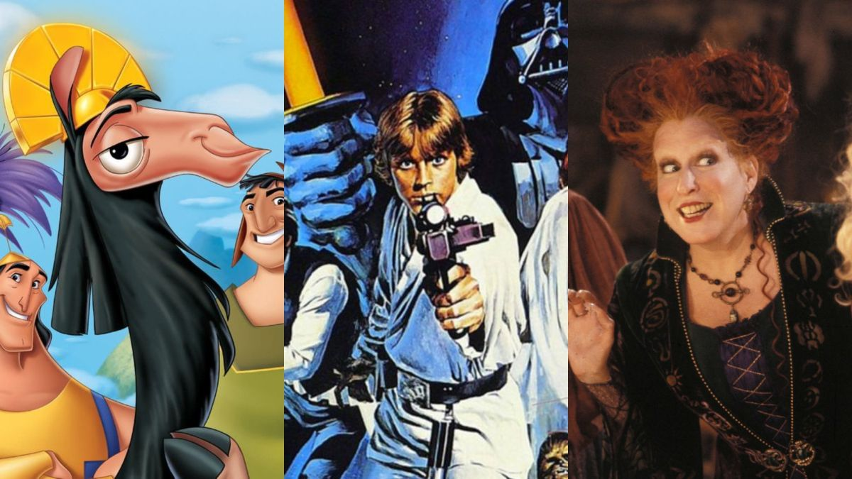 The 30 Best Movies On Disney Plus August 2020 Gamesradar